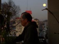 有明の月としげたろう(山本繁太郎)