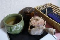 しげたろう(山本繁太郎)愛用のお茶セット♪