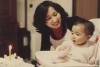 父しげたろう(山本繁太郎)撮影の母と私☆