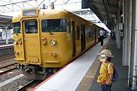 JR西日本の黄色い電車♪